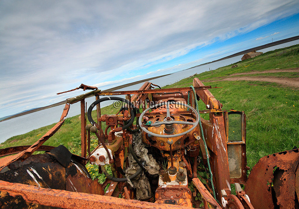 Rinnigill tractor