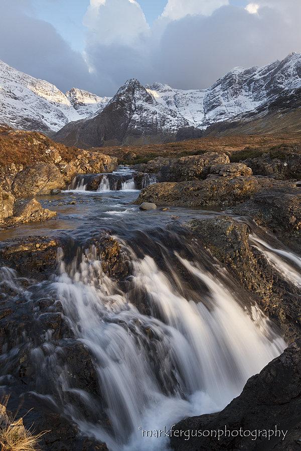 Cuillin waterfalls