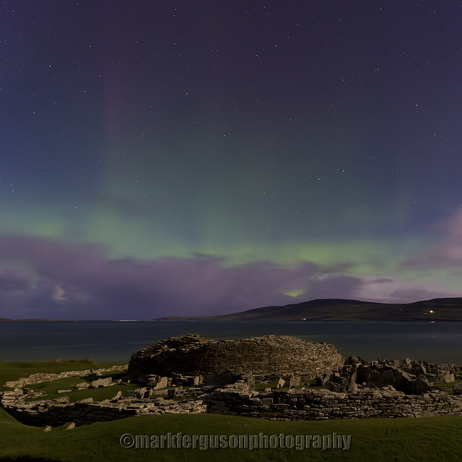 Gurness aurora