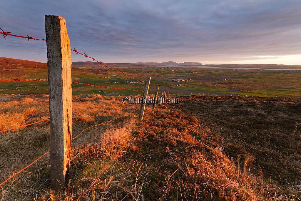 West Mainland vista