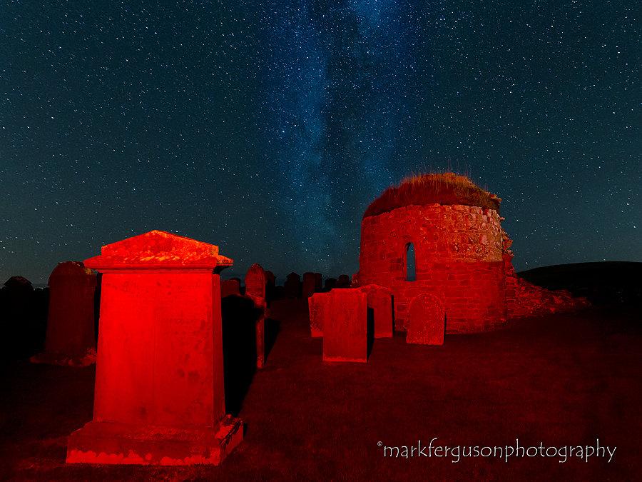 Milky Way at Orphir