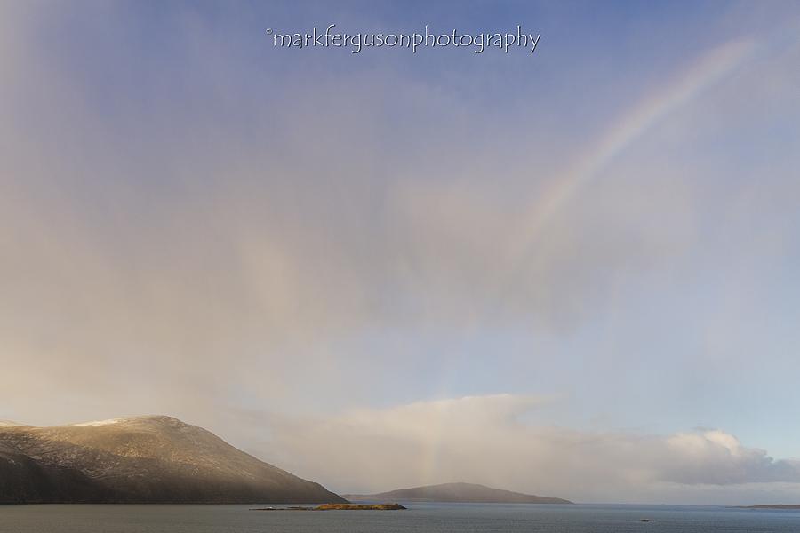 Taransay rainbow