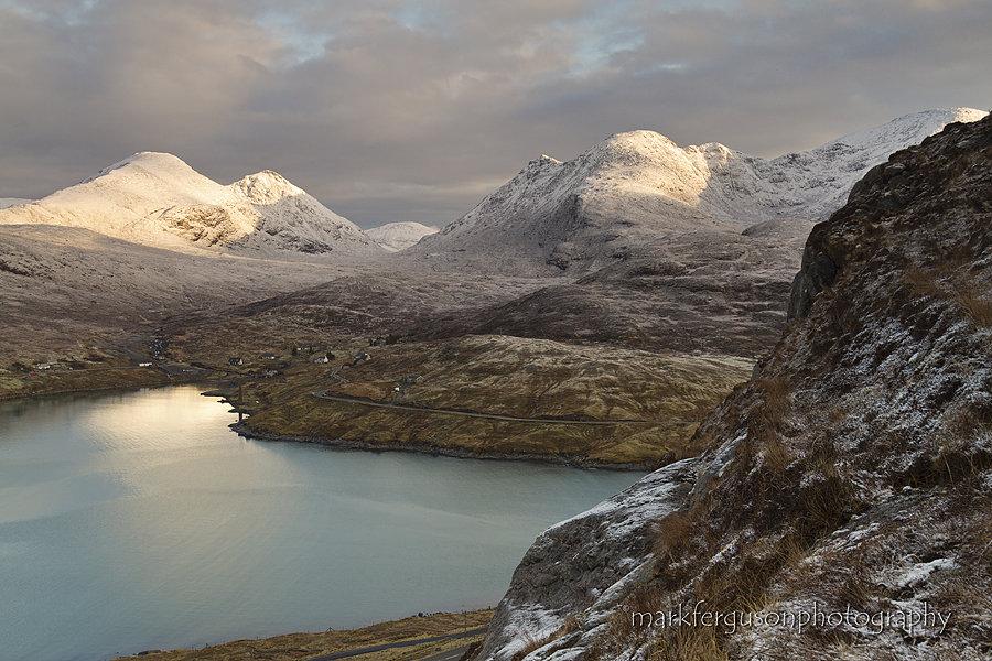 Loch Bun Abhainn Eadarra