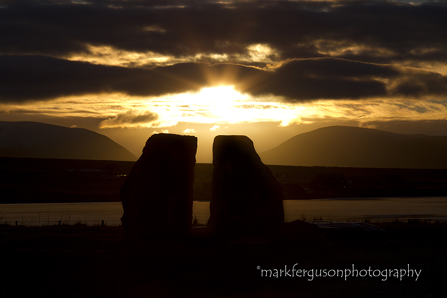 Megalithic pair