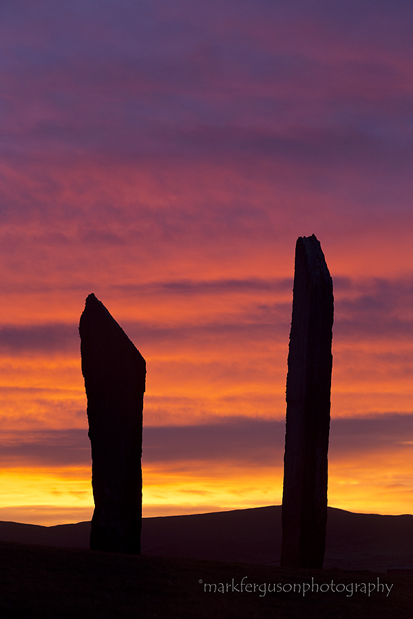 Stenness megaliths