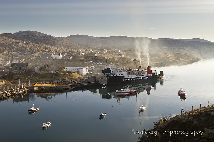 Tarbert ferry