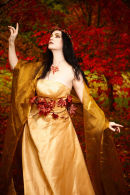 Model, Lady Amaranth