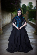 Model, Lady Ameranth