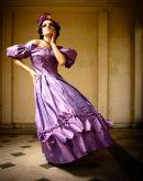 Lilac Period Dress