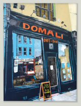 Domali Cafe Crystal Palace