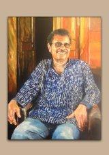 Devakaran Nair Portrait Nov 2014