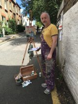 Haynes lane by easel01