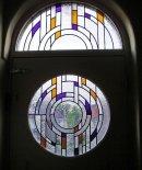 Art Deco Panels (inside view).