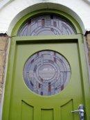 Art Deco Panels (outside view).