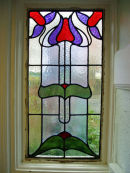 Installed restored window.