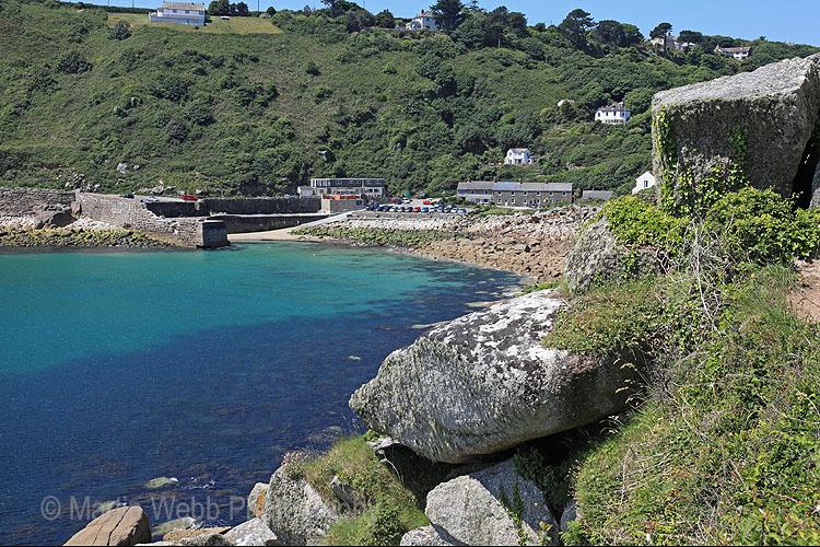 15015A Lamorna Cove