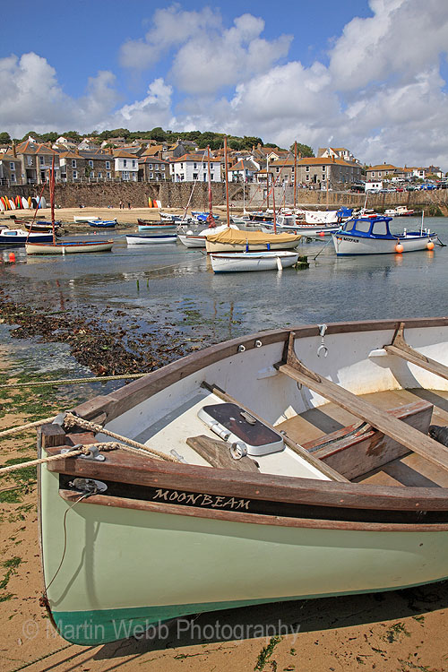 16738A Mousehole Harbour