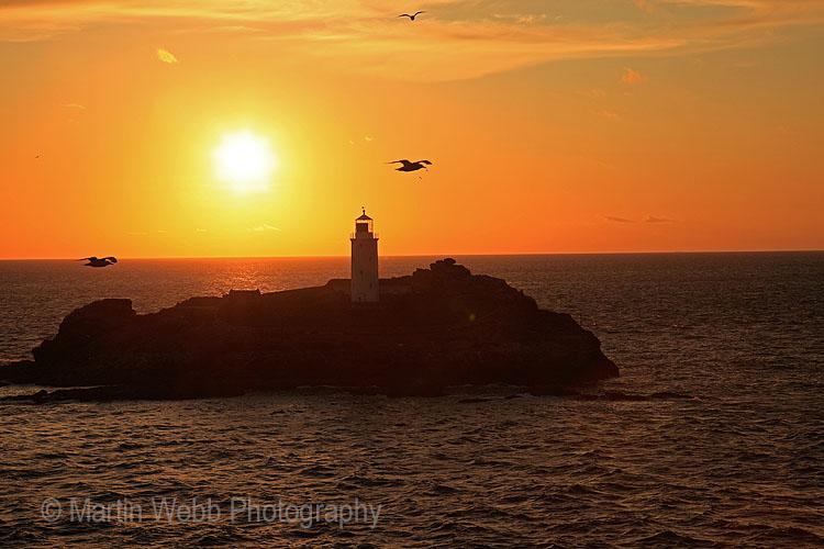 16967A Sunset