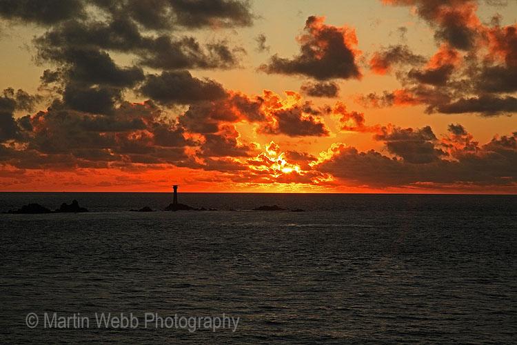17232A Sunset