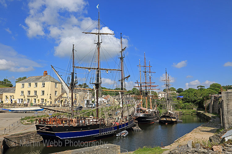 17814AC Charlestown Harbour