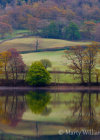 Reflections on Coniston Water