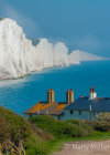 White Cliffs at Seven Sisters