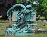 Angel 3, East Sheen Cemetery
