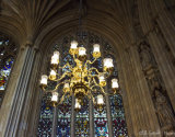 Houses of Parliament Chandelier 2