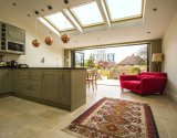 Wandsworth Kitchen with Chair