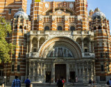 Front Elevation, Westminster Cathedral