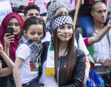 Mum & Child at BBC Demo