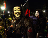 The Million Masks March