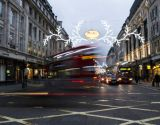 Regent St. Turning Bus
