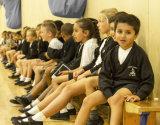 Twickenham Academy in the Gym