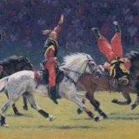 Cossack Showmen