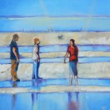 Hunstanton Beach with Family