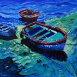 Boats in Galicia