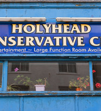 Windows/Reflections 4 (Holyhead)