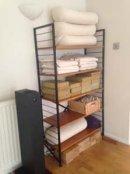 Yoga Room storage