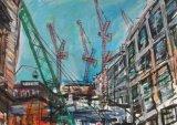 Cranes Study #1