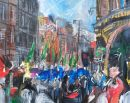 Mancheter Day Parade, Deansgate