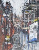 Scaffolding, Stockport