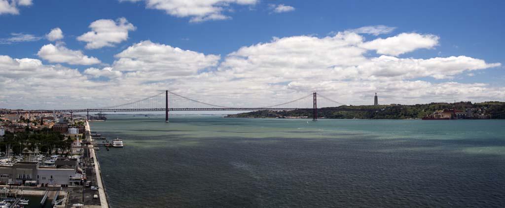 25 April Bridge, Lisbon
