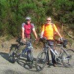 Andy & John bikes
