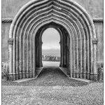 Archway, Pena Palace, Sintra