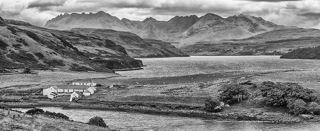 Black Cuillin, Skye