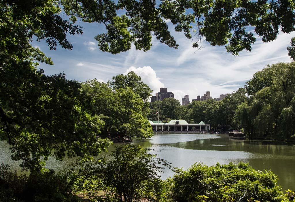 Boating Pond Central Park