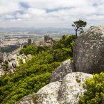 Castle of the Moors at Sintra - 4