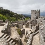 Castle of the Moors at Sintra - 5