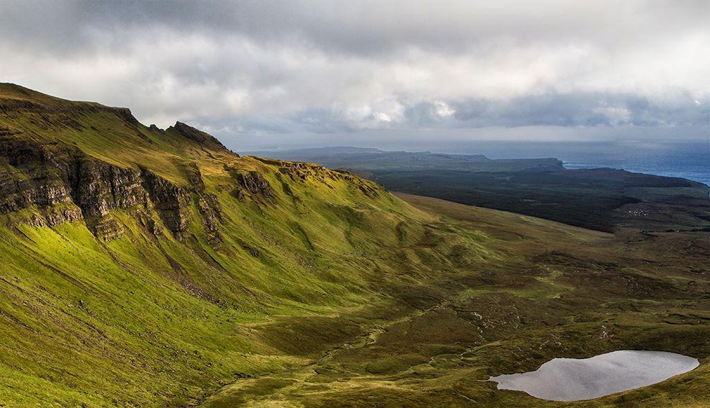 Coire Scamadal, Skye - 3